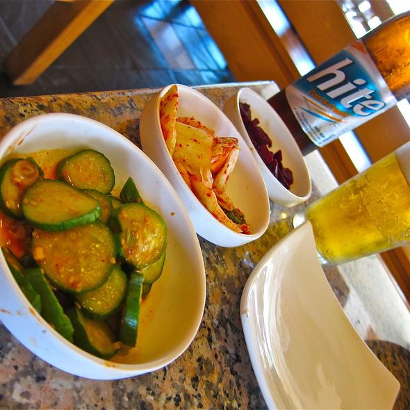 Hite & Banchan - Stone Korean Kitchen, San Francisco, CA