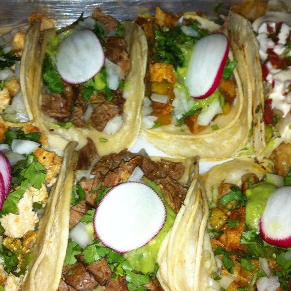 Tacos @ Tacuba Taco Bar