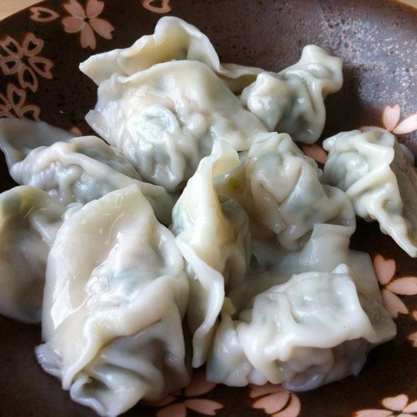 Kuchay Dumplings