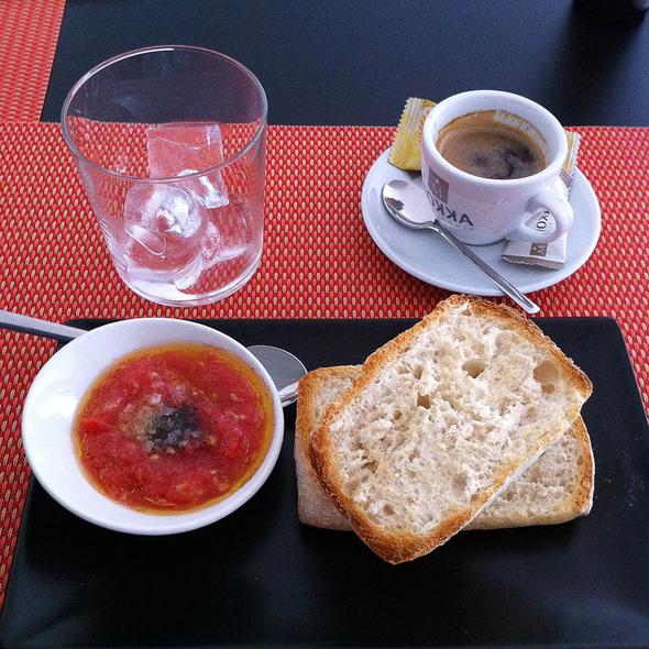Breakfast @ GALUFO