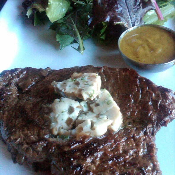 Steak Paillard @ Counterpoint