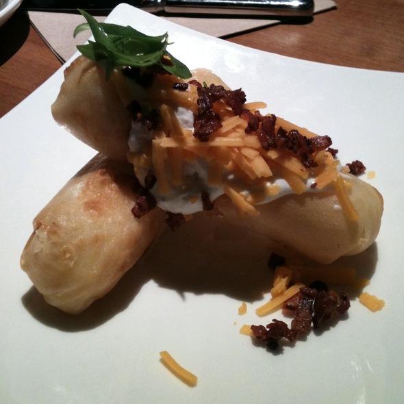 Crispy Mashed Potatoes @ Joey Eatons Centre