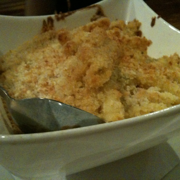 Baked Mac & Cheese @ The Busy Bee Cafe
