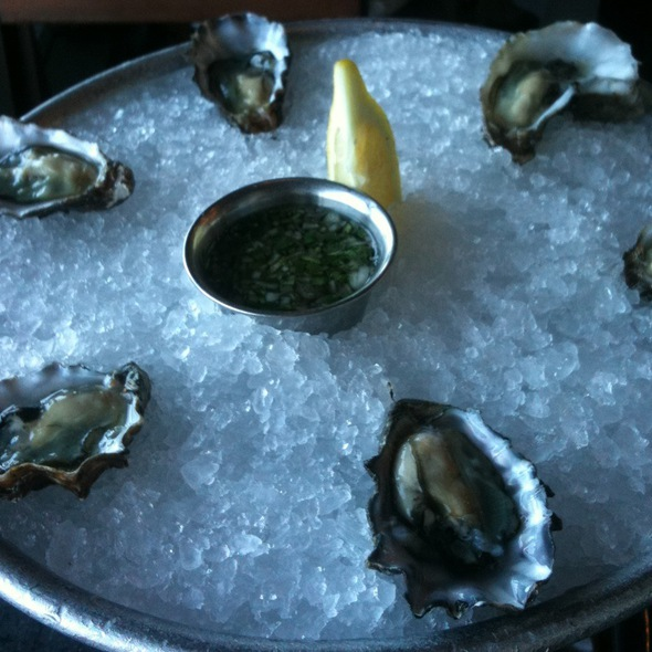 Sweetwater Oysters @ Hog Island Oyster Co.