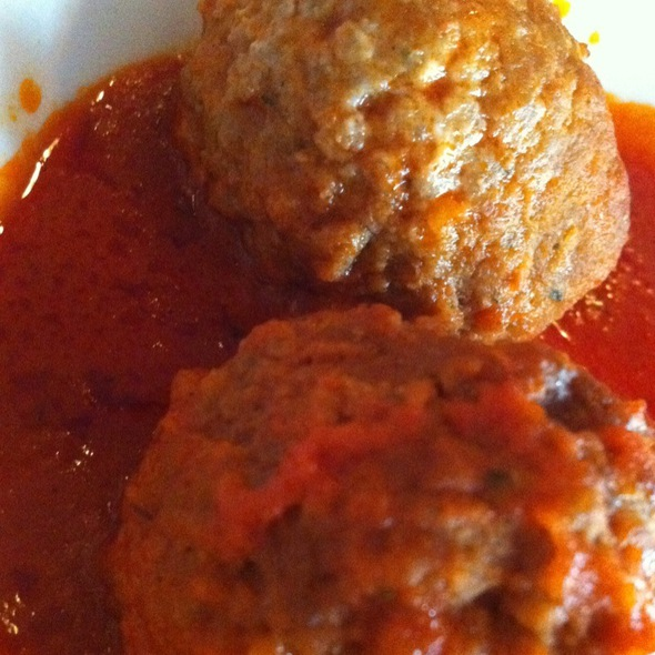 Keftedes - Greek Meatballs @ Panos Kleftiko Greek Taverna