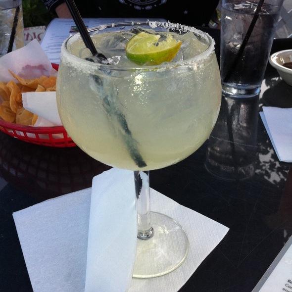 Margarita @ EL MIRASOL ALTA COCINA MEXICANA