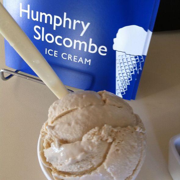 Magnolia Cole Porter Ice Cream @ Humphry Slocombe