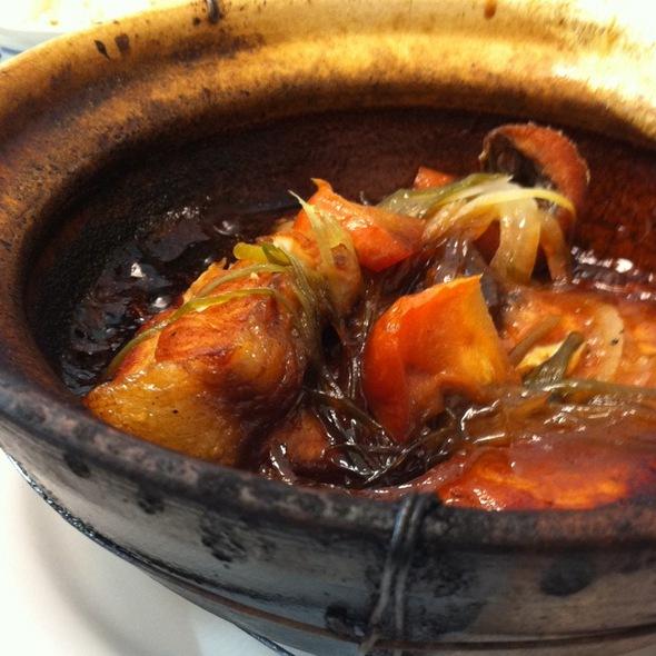 Vietnamese Cane Catfish @ Boraan Restaurant