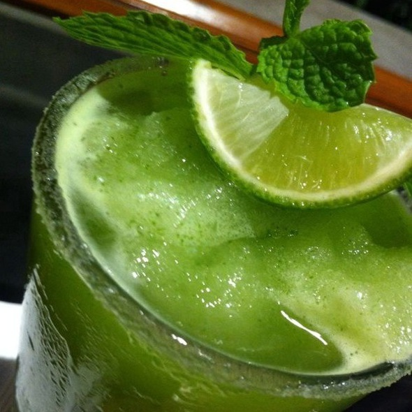 Mint Lemonade Frost @ Vanilla Garden