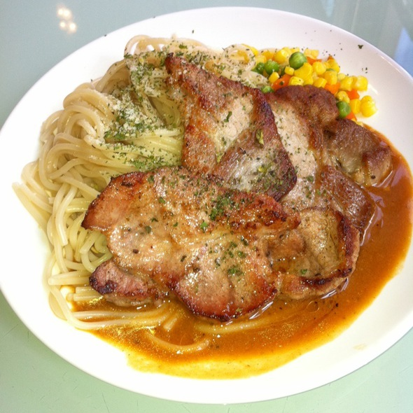 Spaghetti @ Allay Cafe