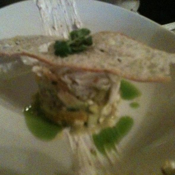 Jumbo Lump Crab Salad @ Mosaic Modern Fusion Cuisine