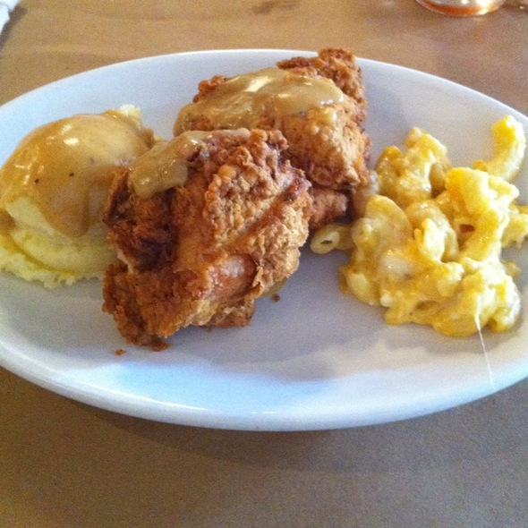 Blue Plate Specials @ Farmhaus Restaurant