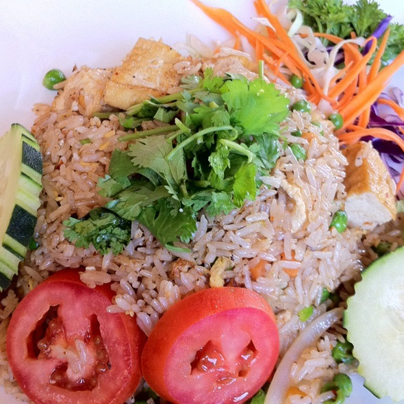 Thai Fried Rice @ Lanna Thai Cuisine