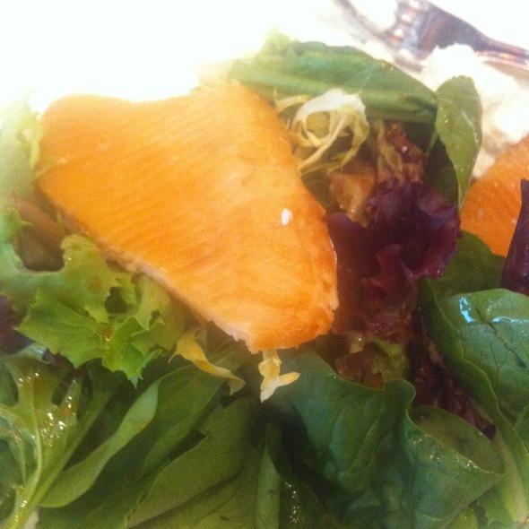 Smoked Trout Salad - Evo Bistro, McLean, VA
