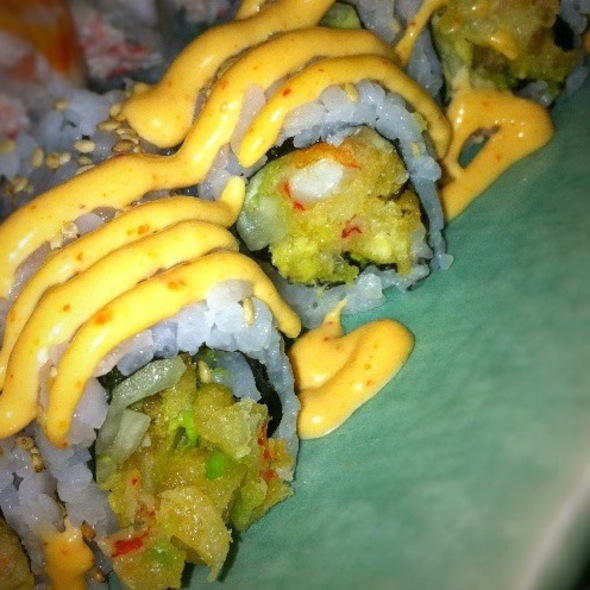 Sunrise Roll @ JinBeh