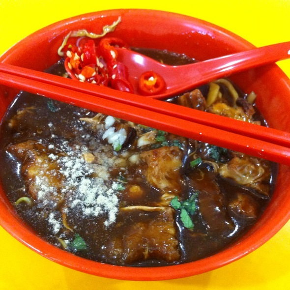 Lor Mee @ Amoy Street Food Centre