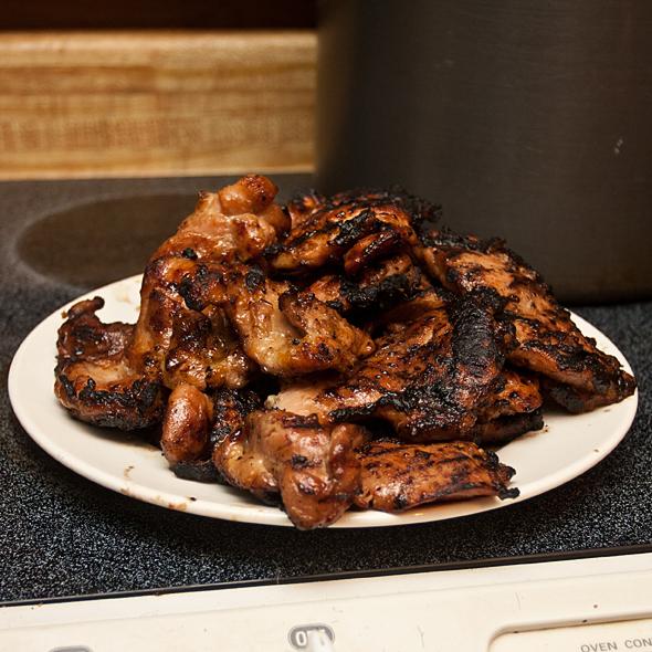 BBQ Chicken @ My House