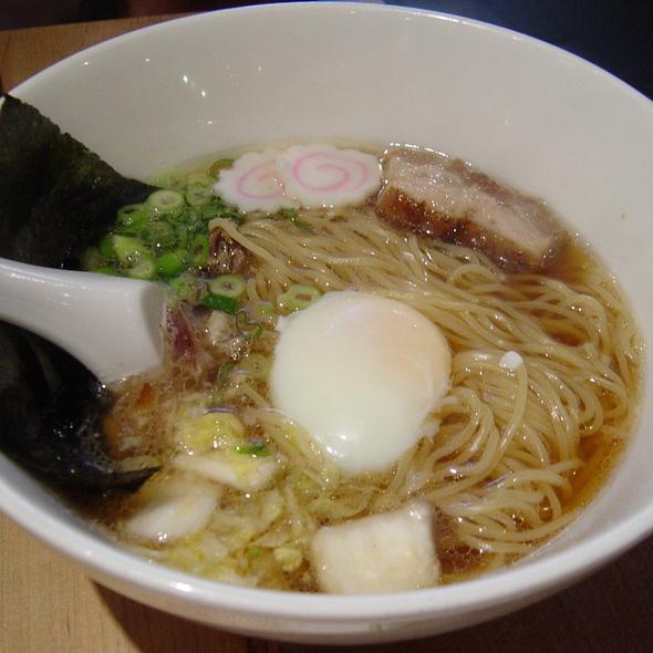 Momofuku Ramen Noodle Bowl @ Momofuku Noodle Bar