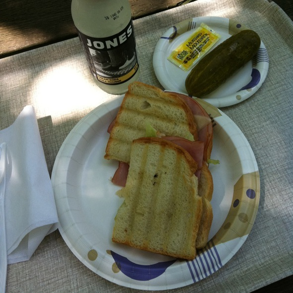 Panini And Pickle @ Upper Canada village