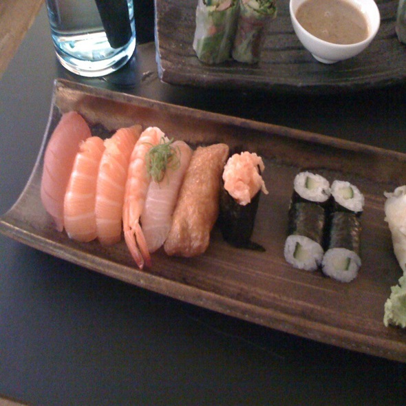 Sushi For 2 @ Sota Sushi Bar