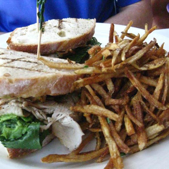 Roasted Turkey Sandwich - Convito Cafe and Market, Wilmette, IL