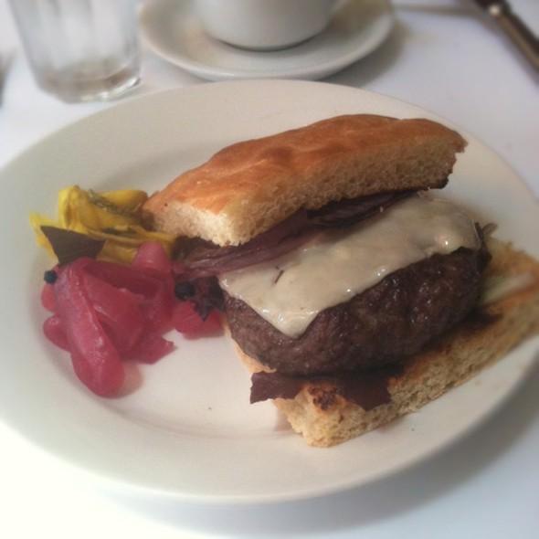 Burger @ Zuni Cafe