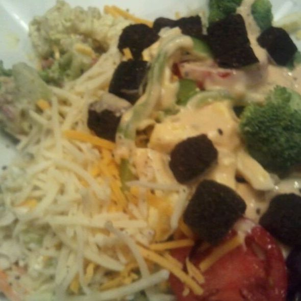 Unlimited Soup And Salad @ Ruby Tuesday