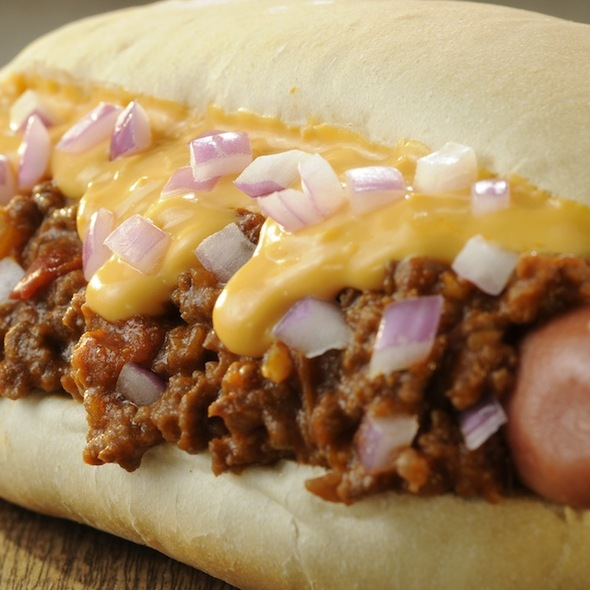Chili Dog @ ANDY'S BRASIL