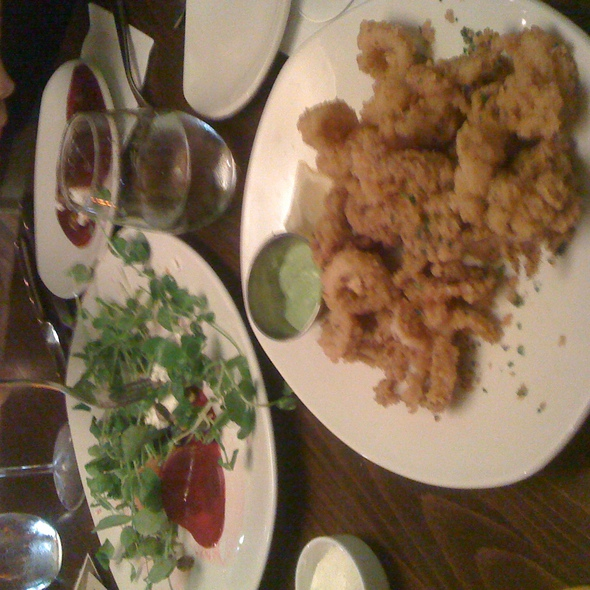 Fried Calamari @ 8407 kitchen bar