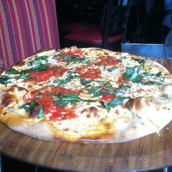 Pizza Margherita @ Pazzo LLC