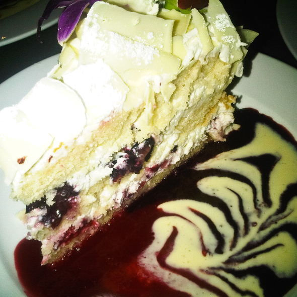 Ivoire Royale @ Extraordinary Desserts