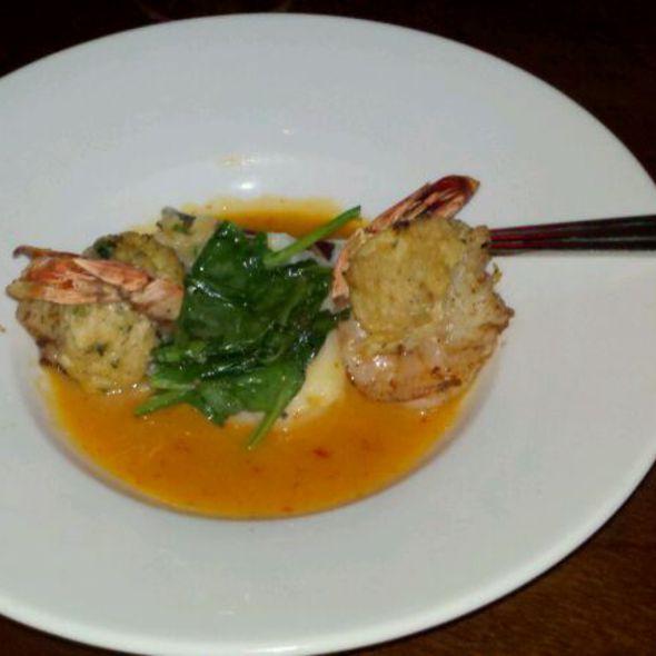 Crab Stuffed Shrimp - Tommy Bahama Restaurant & Bar - Mauna Lani, Big Island, Kamuela, HI