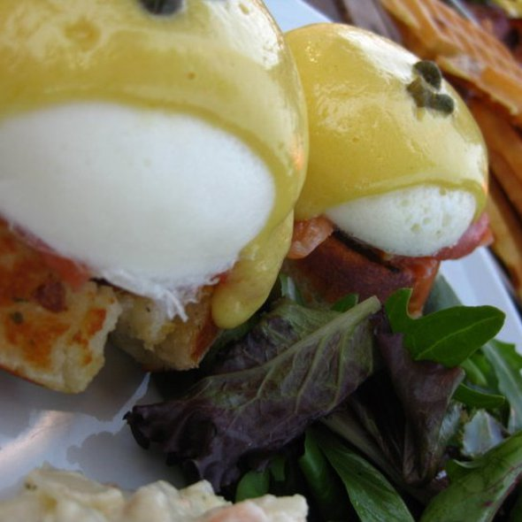 Breakfast Benny @ Starving Artist
