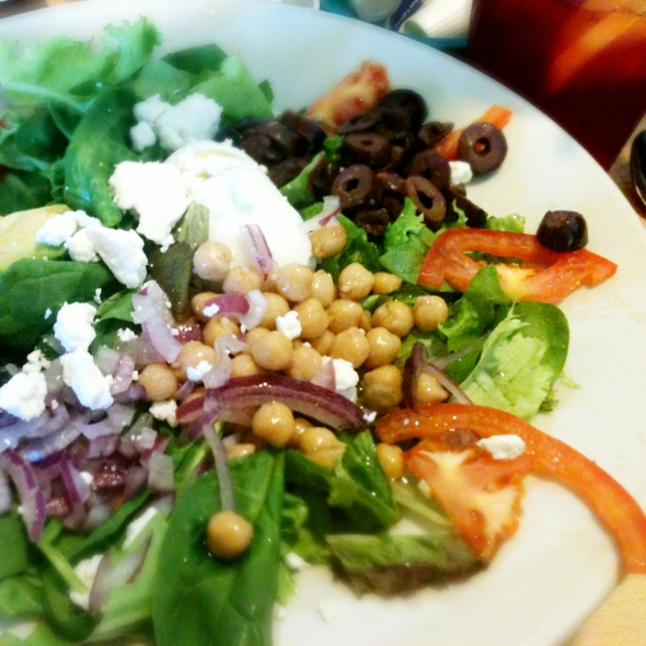 Nabil's Mid-East Feast @ Kerbey Lane Cafe - So