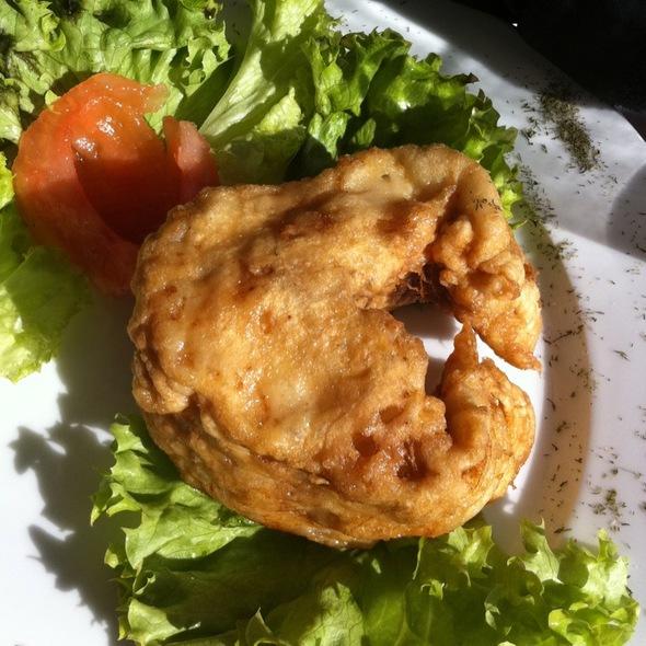 Congrio Frito @ Punta Mai