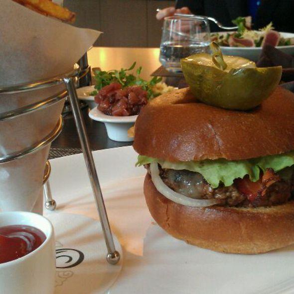 Burger - Habitat, Pittsburgh, PA