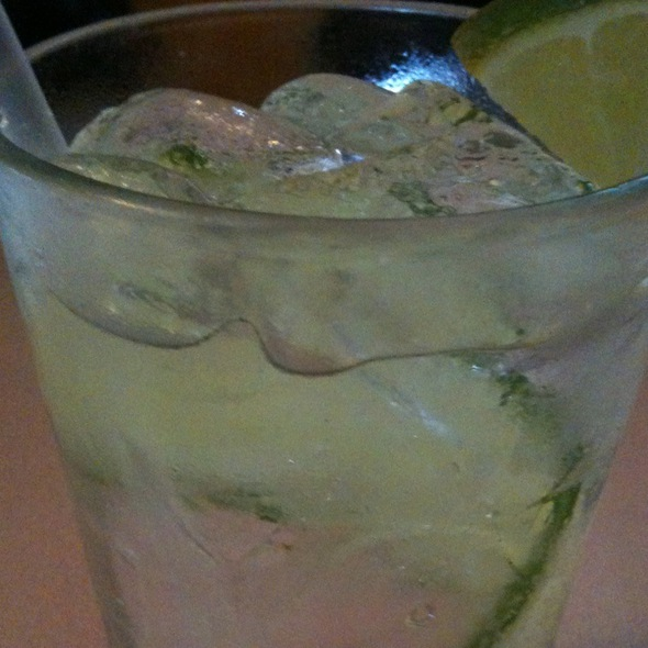 Cucumber Vodka @ Jillian's