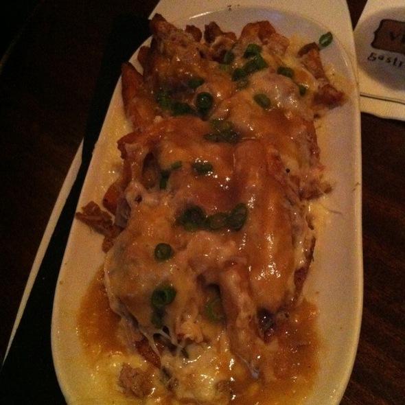 Duck Fat Fries And Poutine @ Victoria Gastro Pub