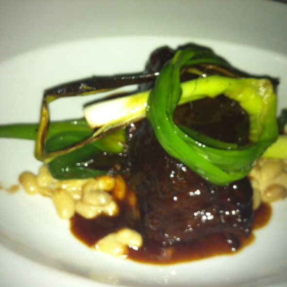 Braised Short Ribs @ Butter Restaurant