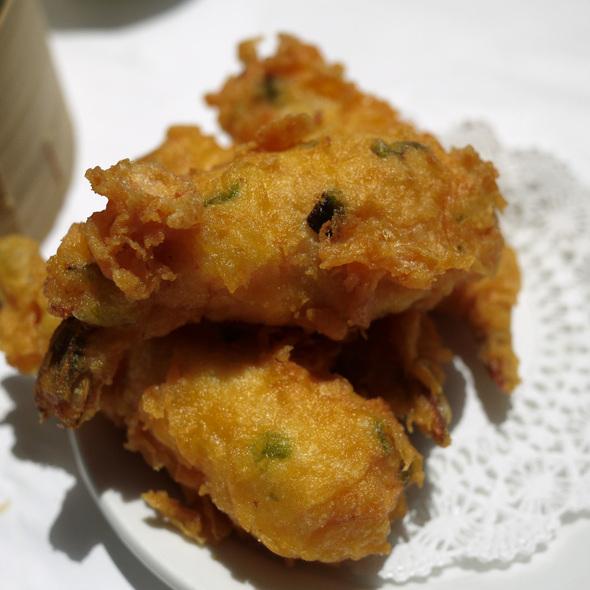 Deep Fried Shrimp @ Yank Sing Restaurant