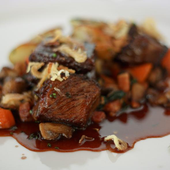 Braised Beef Shortrib @ Redd