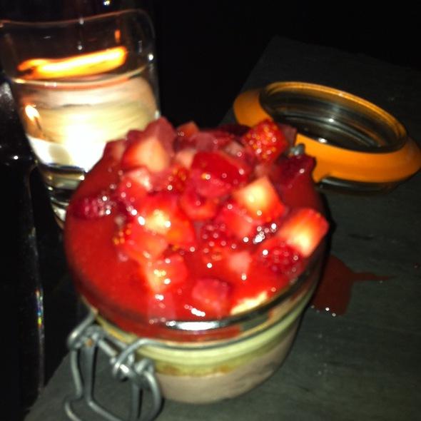 Strawberry Limeade @ Candybar