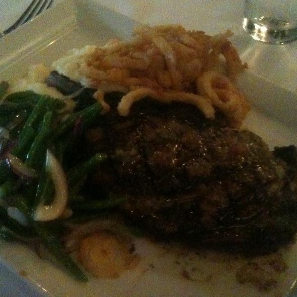 Rib Steak - Moxie the Restaurant - Cleveland, Beachwood, OH