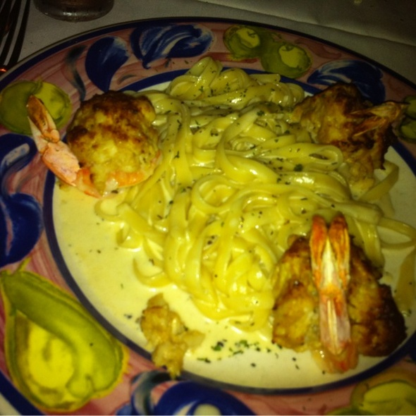 Shrimp Di Stephano - Ciao Bella - Baltimore, Baltimore, MD