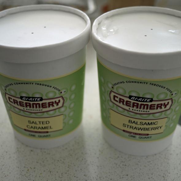 Salted Caramel Ice Cream @ Bi-Rite Market