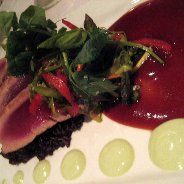 Seared Ahi Tuna - Dudley's on Short, Lexington, KY