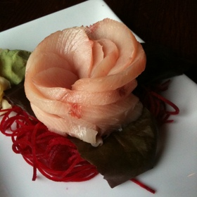 Hamachi Sashimi - Tavern at Bown Crossing, Boise, ID