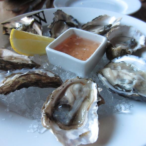 Oysters @ Rotisserie & Wine Restaurant