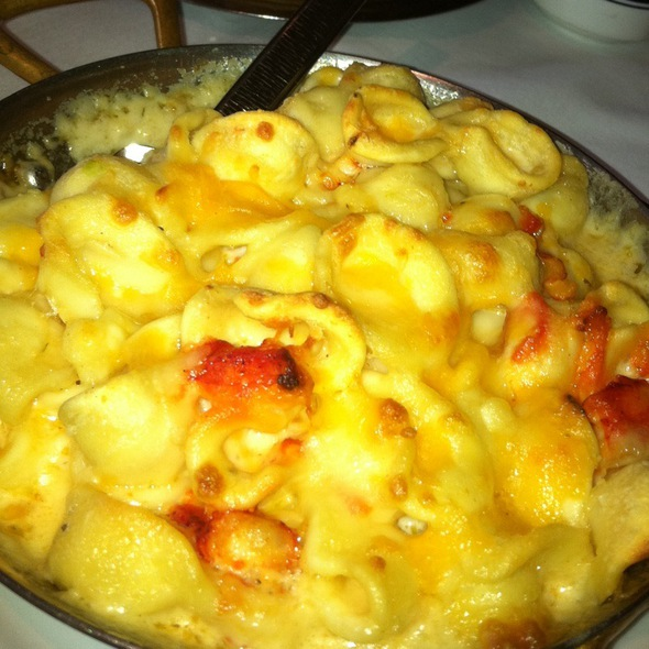 Lobster Mac-n-Cheese - NYY Steak - Yankee Stadium, Bronx, NY