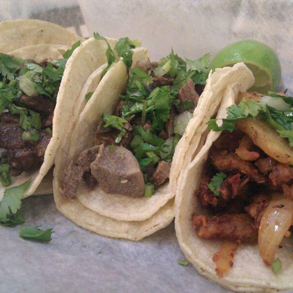 Tacos @ La Vallesana